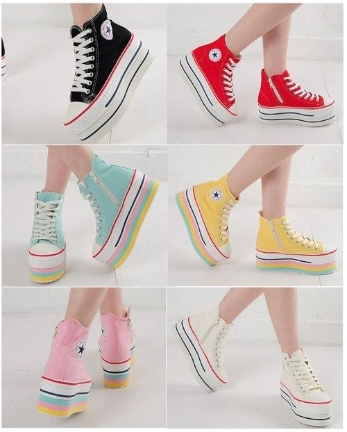 converse platform sneaker