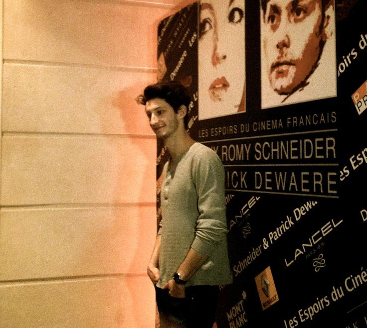 Pierre Niney au Prix Romy Schneider/Patrick Dewaere Mars 2013  http://www.gala.fr/videos/videos_people/raphael_personnaz_et_celine_sallette_prix_patrick_dewaere_et_romy_schneider_2013_286113