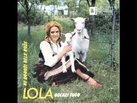 Lola Novakovic - Ne donosi bele ruze