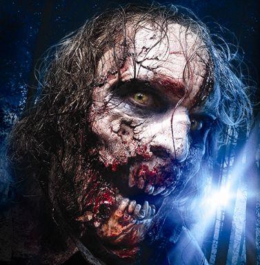 Noites do Terror com The Walkind Dead