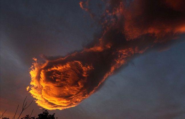 Main de Dieu ou nuage de feu: Les Portugais hallucinent à Madère