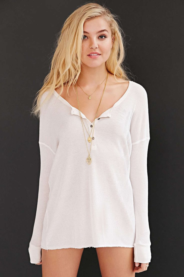 Project Social T Henley Top | Urban Outfitter || WINTER 2014