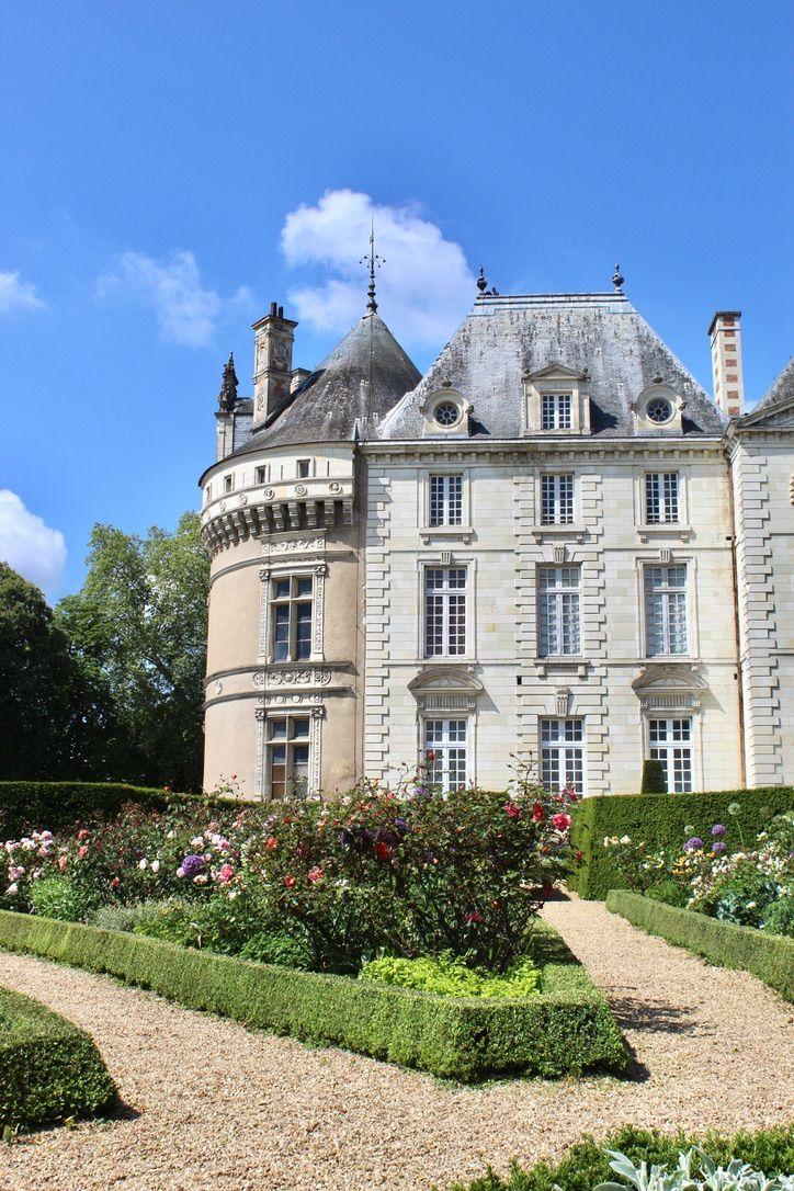 Chateau Du Lude La Sarthe Www Omonchateau Com Avec Images Chateau France France