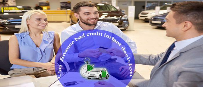 Easy Cheap Loan is the right place for getting car finance plans for bad credit people on instant decision. With the exclusive deals on car loans, you can avail the funds in less time which indeed help you comfy your journey. For more information, click: http://www.easycheaploan.uk/car-finance/
