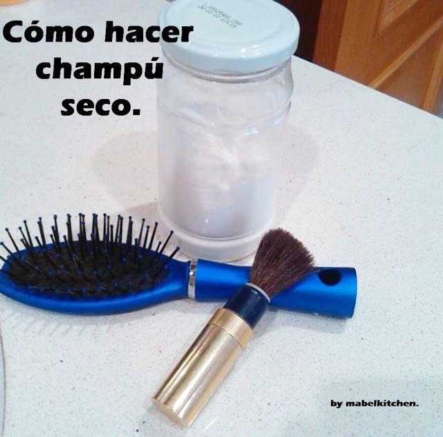 shampoo seco