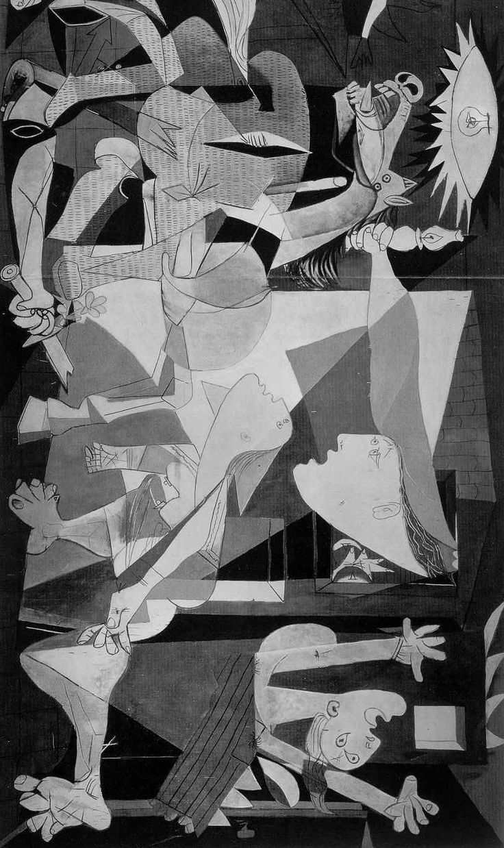 133 best guernica images on pinterest picasso guernica picasso guernica by pablo picasso buycottarizona Gallery