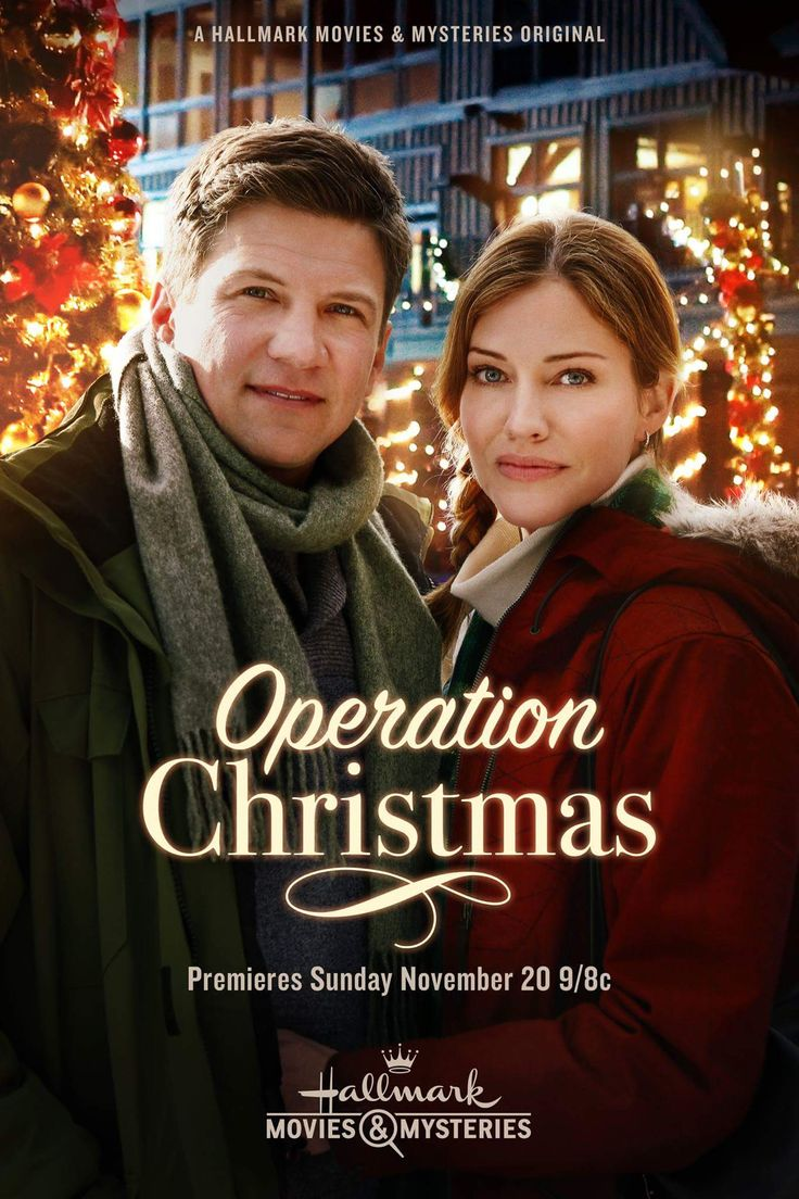 Operation Christmas Hallmark movies, Christmas movies