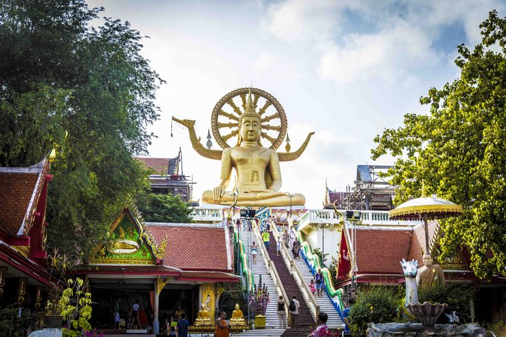 travel-love.org - Big Buddah, Koh Samui  --> Follow us on http://instagram.com/travelloveorg