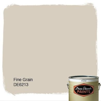 Fine Grain (Dunn-Edwards DE6213) This is my go-to neutral. I use this warm gray in my home and constantly reference it as a neutral to try o...