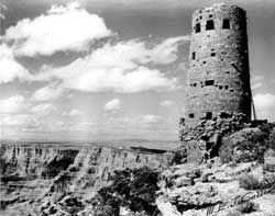 Every canyon needs a watchtower :)