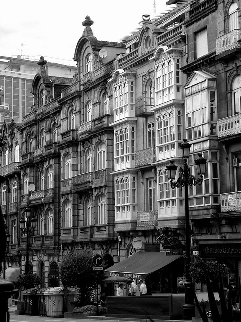 Vigo Centro by Samanta G, via Flickr