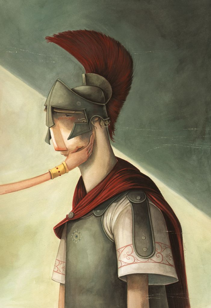 Marco Antonio by Daniela Volpari
