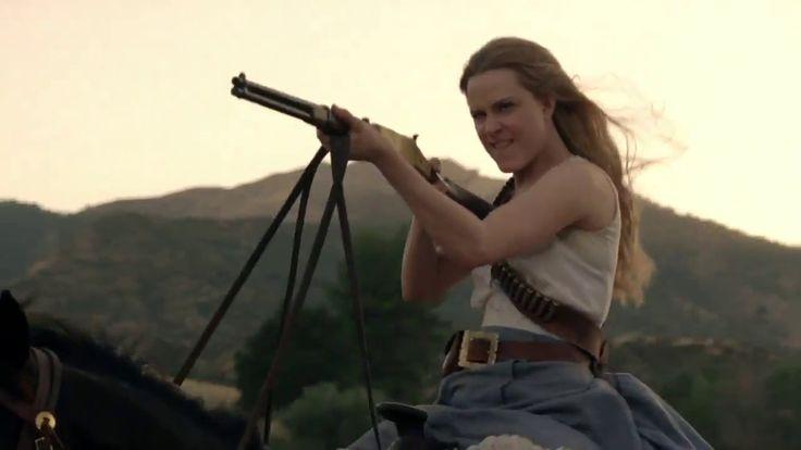 cool West World Season 2 Trailer