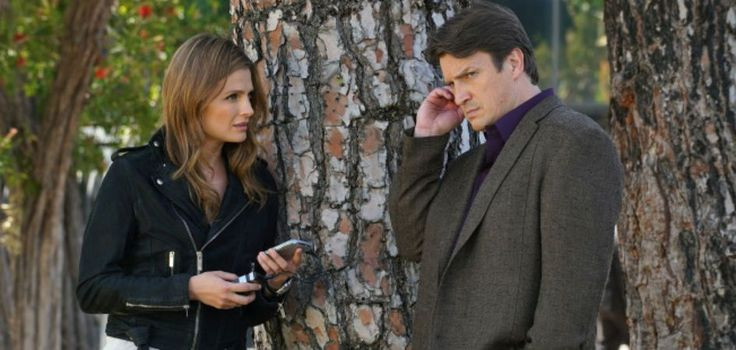 'CASTLE' SERIES FINALE DELIVERS SURPRISE TWIST: NATHAN FILLION AND STANA KATIC REACT