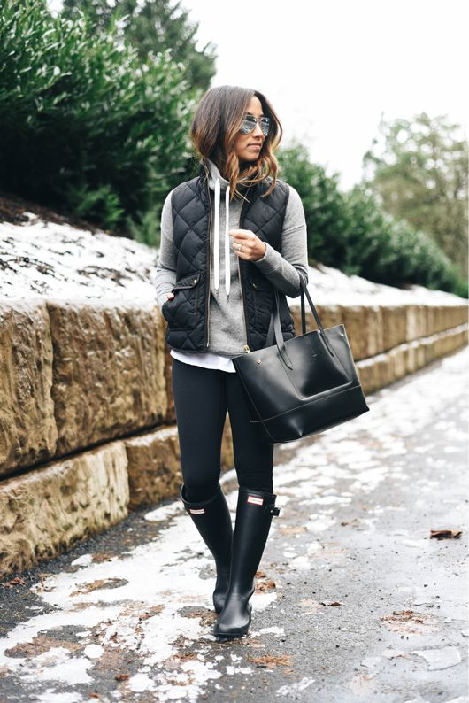 15 Rainy Day Outfits You Will Love To Copy