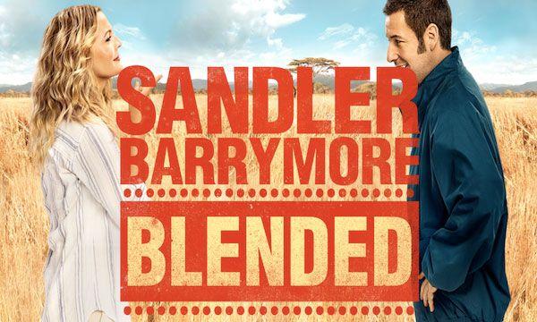 Blended (2014) Full Movie | Acara Tipi