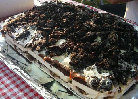 Wooloo | Le gâteau aux sandwichs   à la crème glacée. A faire, refaire et re-refaire!