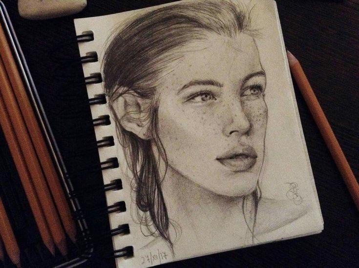 Study portraits #2 2017