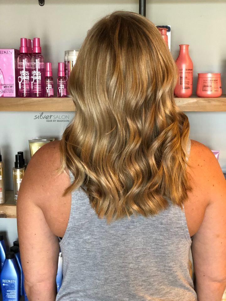 Silver Salon Balayage Hair Styles Kids Hairstyles
