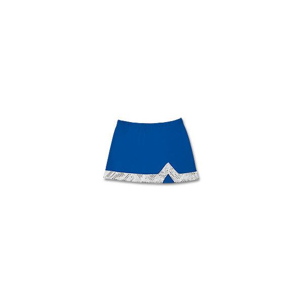 Cheer Skirt ($20) ❤ liked on Polyvore featuring skirts, cheerleading, sports, athletic, cheer, sport skirts, blue skirt and sports skirts