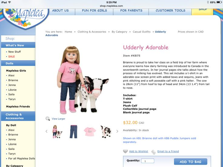 Farm outfit it is udderly adorable