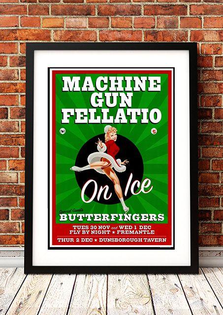 Machine Gun Felatio - 2004