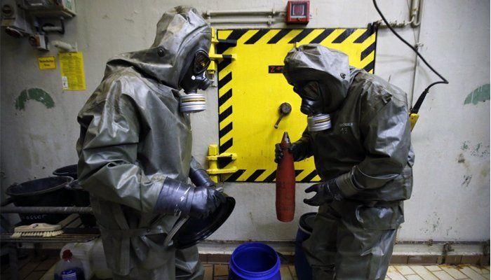 Armi chimiche siriane, gli Usa denunciano ritardi nelle procedure