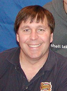 R. A. Salvatore (born January 20, 1959) is an American author best known for The DemonWars Saga, his Forgotten Realms novels, in which he created the popular character Drizzt Do'Urden, and Vector Prime, the first novel in the Star Wars: The New Jedi Order series. He has sold more than 15 million copies of his books in the USA alone and twenty-two of his titles have been New York Times best-sellers.
