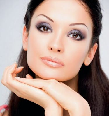 Stylpinch Beauty Arena: Smokey Eye Make Up For Brown Eyes