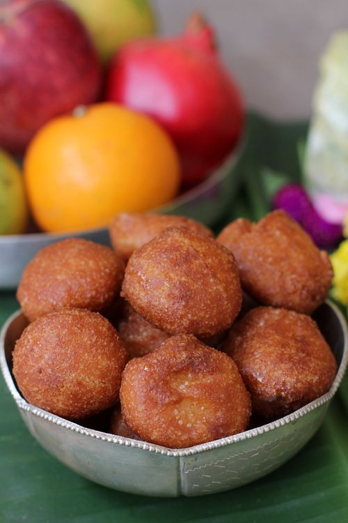 Appalu aka Venna Appalu - Traditional Andhra style sweet made with rice flour, and ghee especially for festivals.