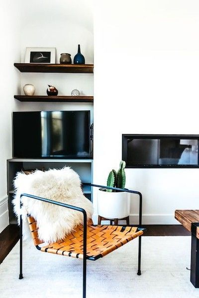 Tasteful Textures  - Cozy Additions That Won't Cramp Your Style - Photos