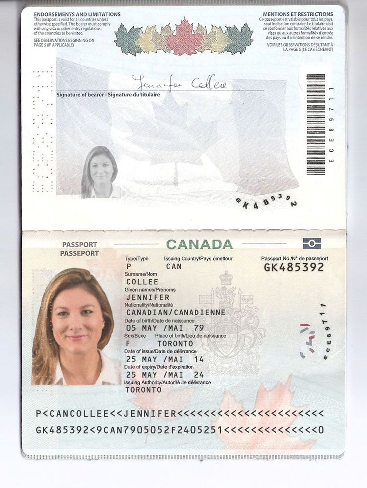 Épinglé par Documentations Online sur Passport Passeport