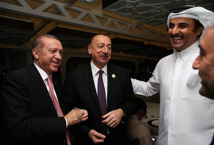 Erdoğanlar Aliyev Ailesi İle Özel İlgilendi http://www.gazeteci.com.tr/cumhurbaskani-erdogandan-liderler-onuruna-yemek-201604138038981/