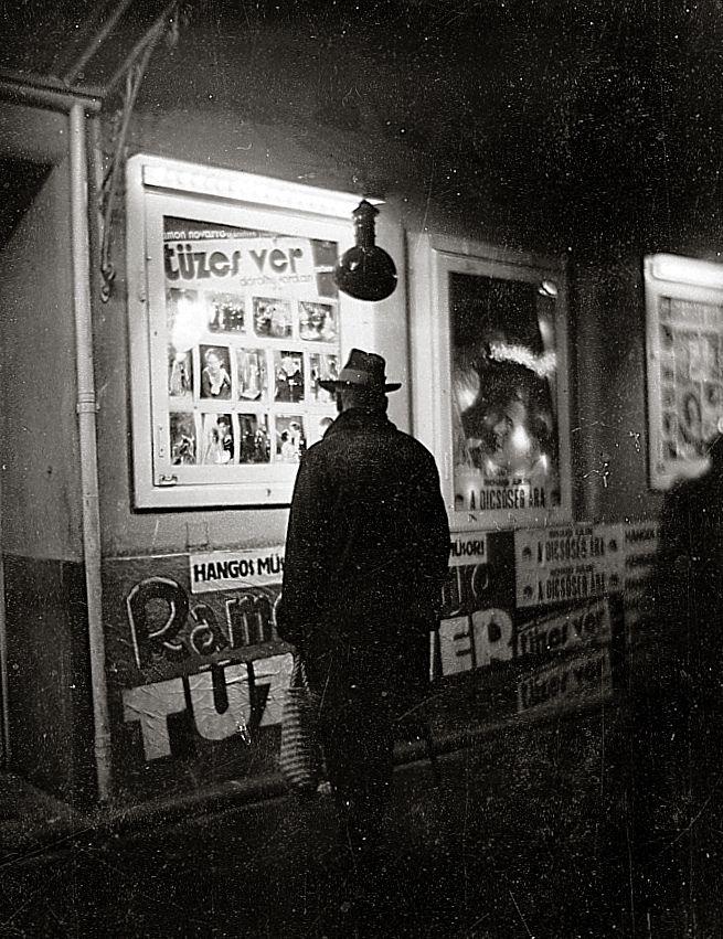 Imre Kinszki, Hungary