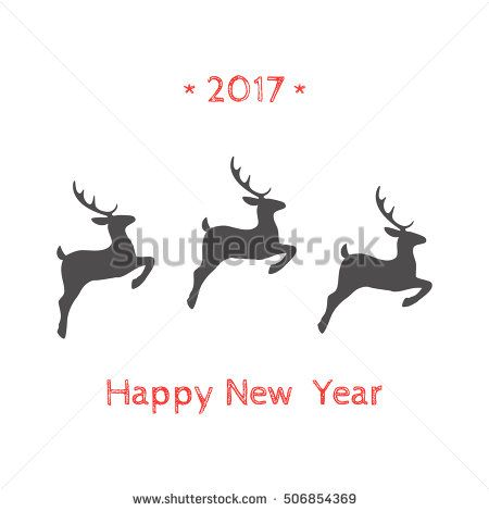184 best NEW YEAR images on Pinterest Gift boxes, Vector - greeting card template