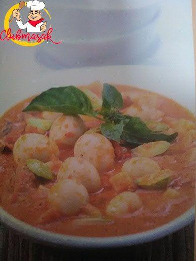 Resep Sambal Goreng Telur Puyuh Daging Sapi, Resep Masakan Sehari-Hari, Club Masak