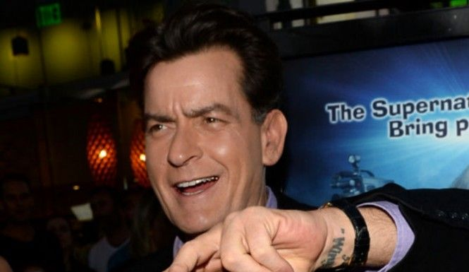 If the creator of 'The Walking Dead' gets his way, Charlie Sheen may be playing a new character on the AMC hit zombie show.