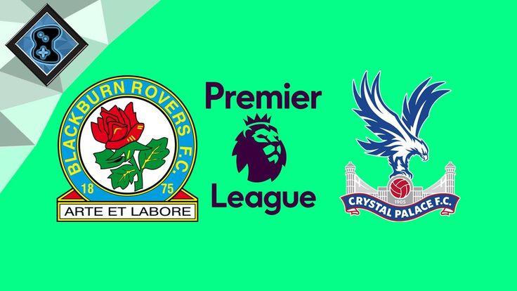 FIFA 17 Blackburn Rovers vs Crystal Palace https://youtu.be/yvZ2uZGuqvU