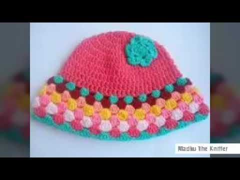 b1929b9c4677 cool woolen cap for kids or baby