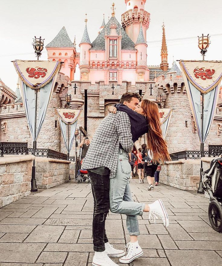I'm much more me when I'm with you.— #DisneyLand #DisneyLandLove