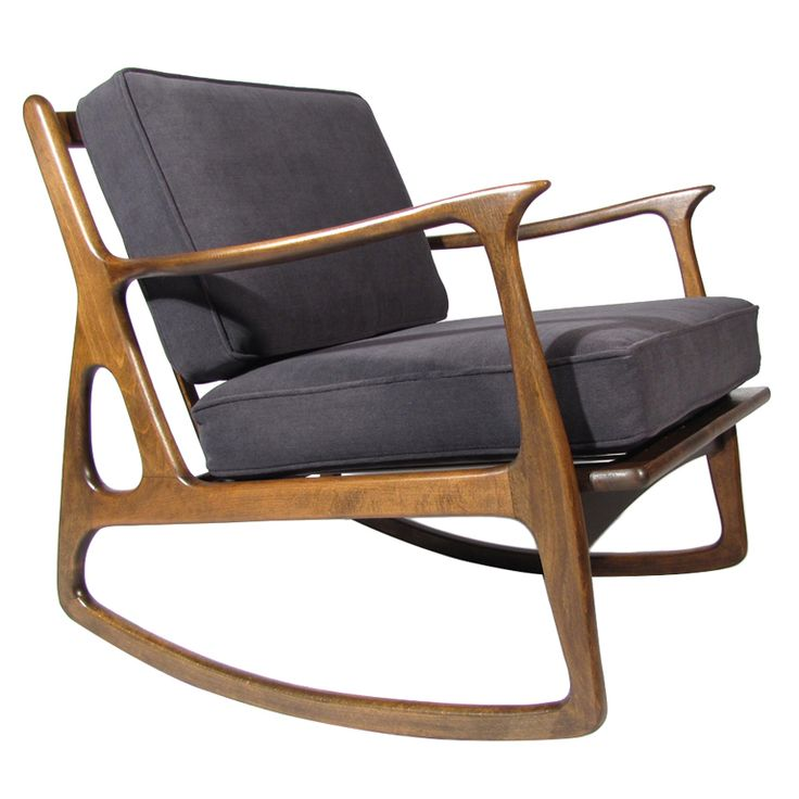 ... on Pinterest  Rocking Chairs, Sam Maloof and Rocking Chair Plans