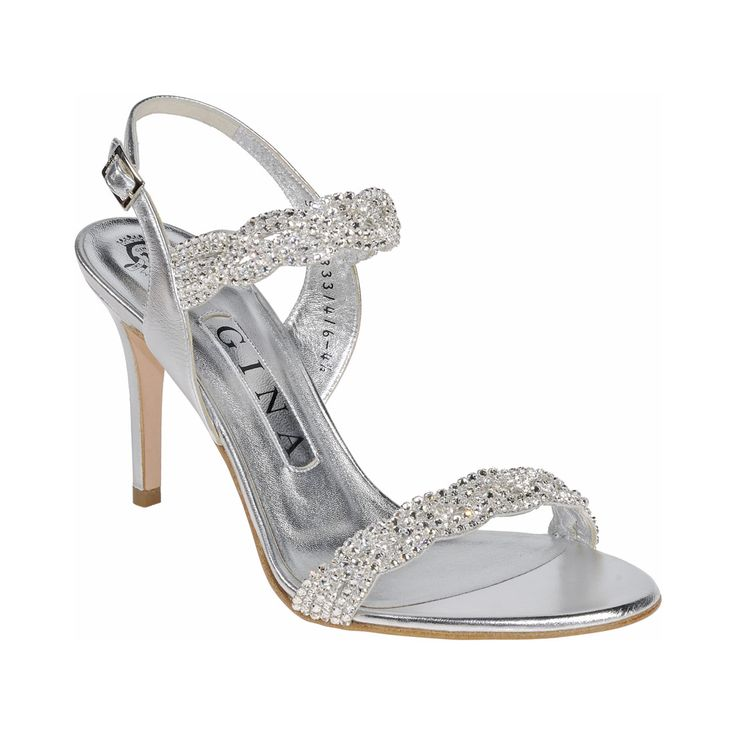Missy Silver, Shoes | Gina | Accessories | Pinterest