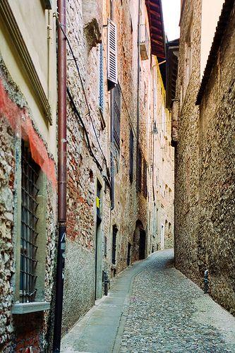 Bergamo: Citta Alta Italy