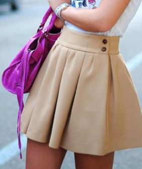 Love circle skirts, want them in every color