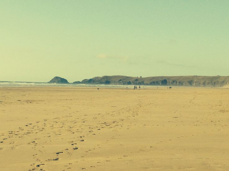 Perranporth beach 2015