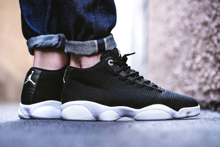 Jordan Horizon Low Black/White #sneakernews #Sneakers #StreetStyle #Kicks