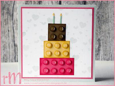 Rosa Mädchen ist ein Kreativblog rund um das Thema Stampin' Up!, von Karten bis hin zu Dekoration, Scrapbooking, Verpackungen und vielem mehr.