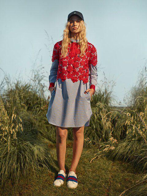 Tommy Hilfiger | Resort 2017 Collection | Vogue Runway