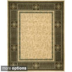 Shop For Nourison Vallencierre Beige Interior Wool Rug. Get Free Shipping  At Overstock.com