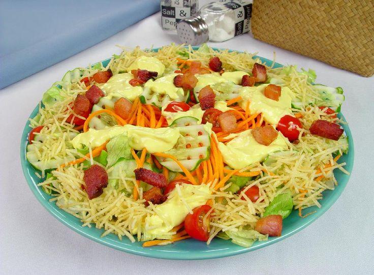 Salada de boteco